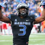 Draft Profile: Anthony Miller, WR Memphis