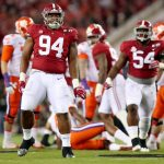 Draft Profile: Da'ron Payne, DL Alabama