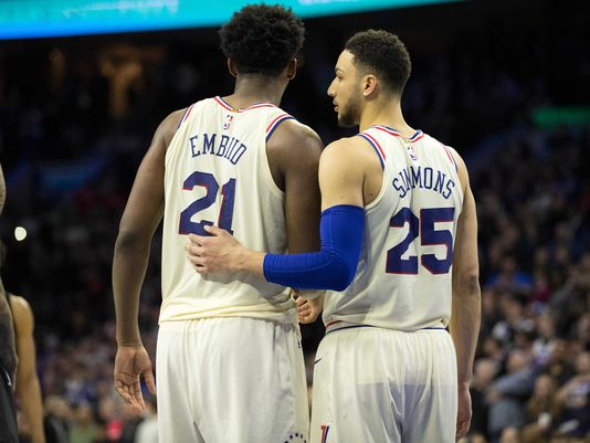 76ers 2018-19 Season by the Numbers