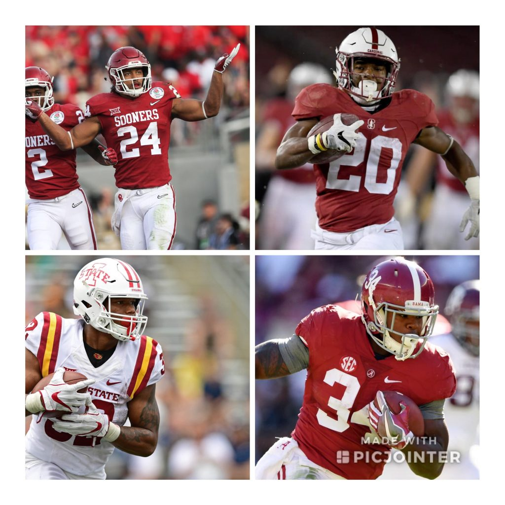 2019 NFL Draft Position Rankings: RB