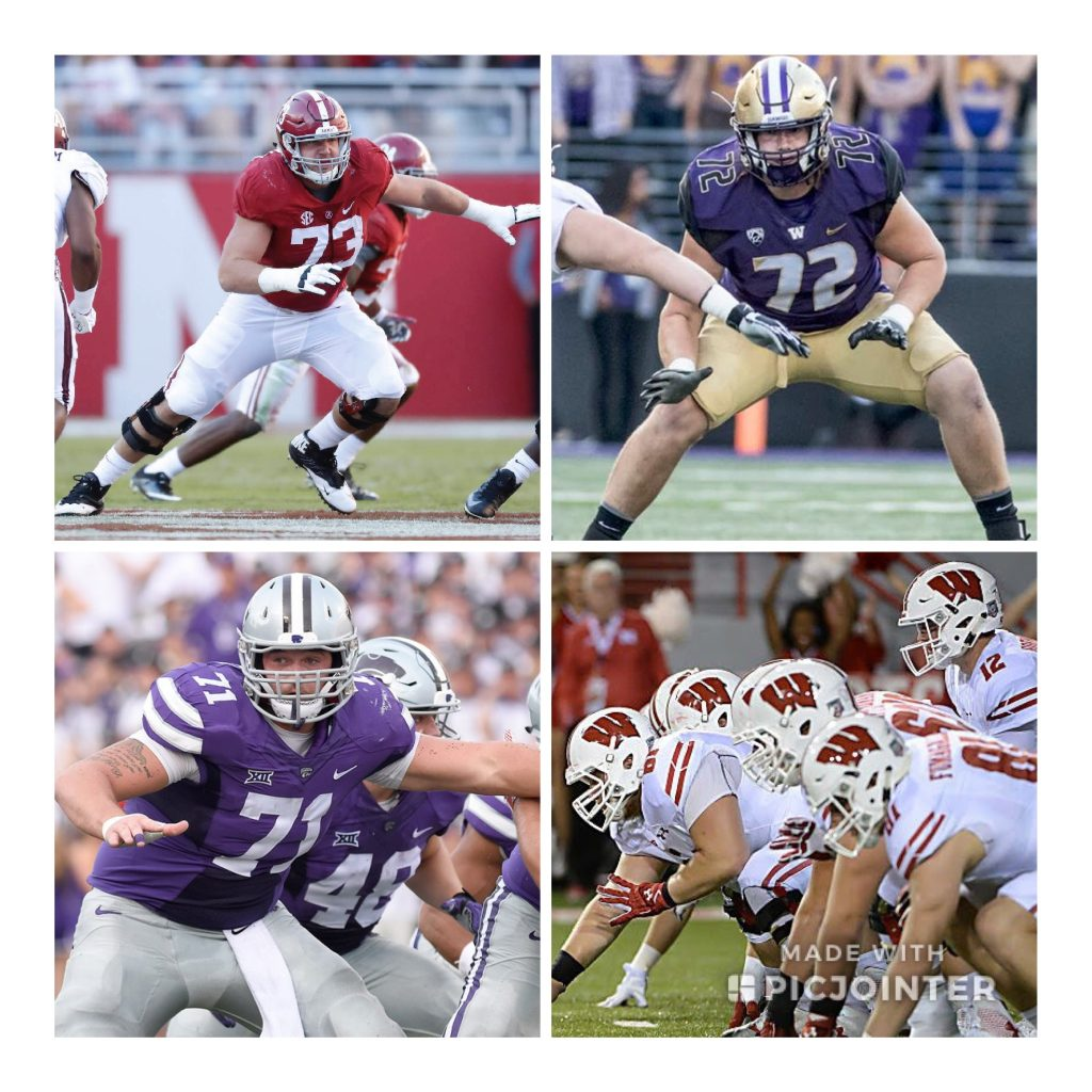 2019 NFL Draft Position Rankings: OL