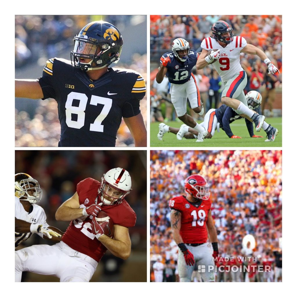 2019 NFL Draft Position Rankings: TE