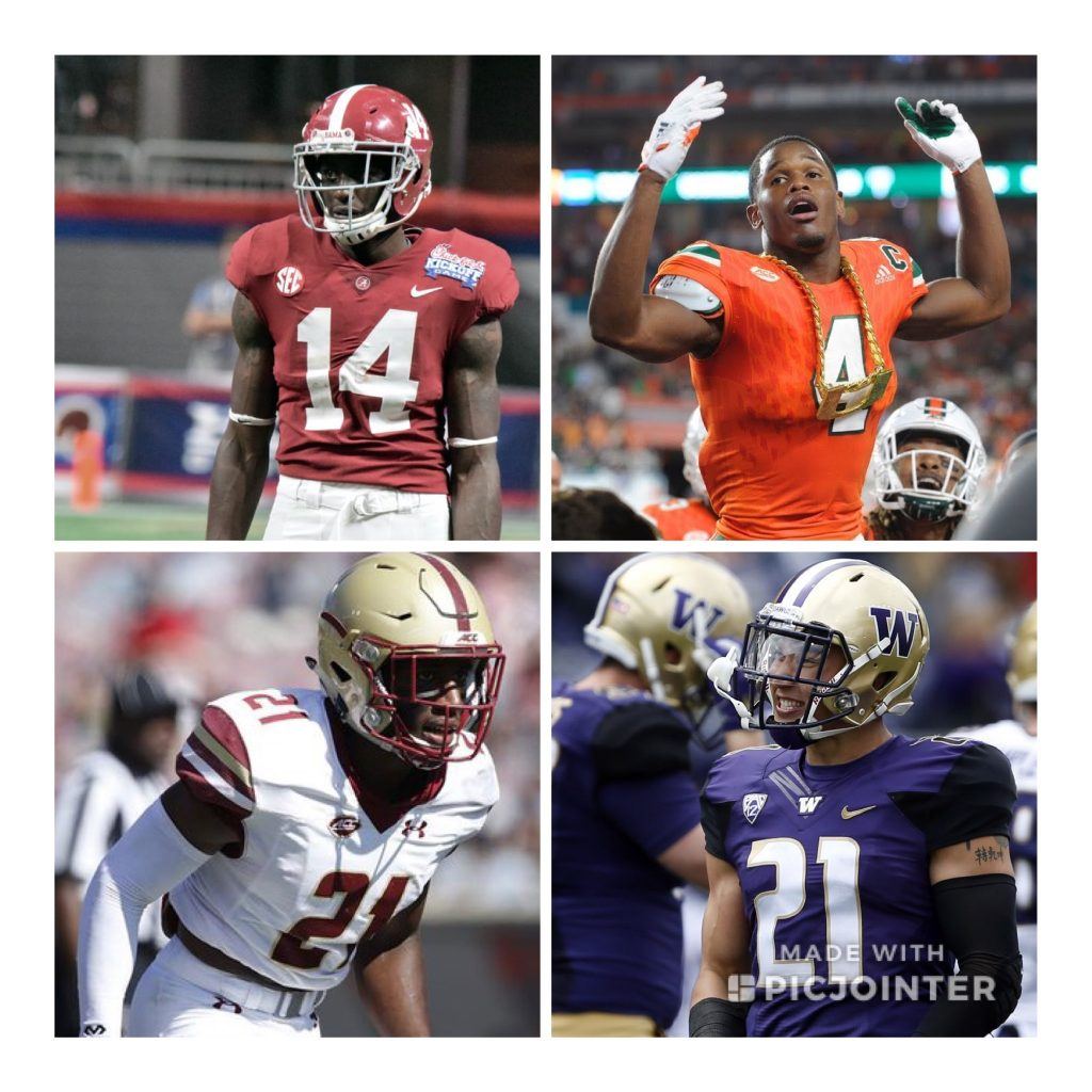 2019 NFL Draft Position Rankings: S
