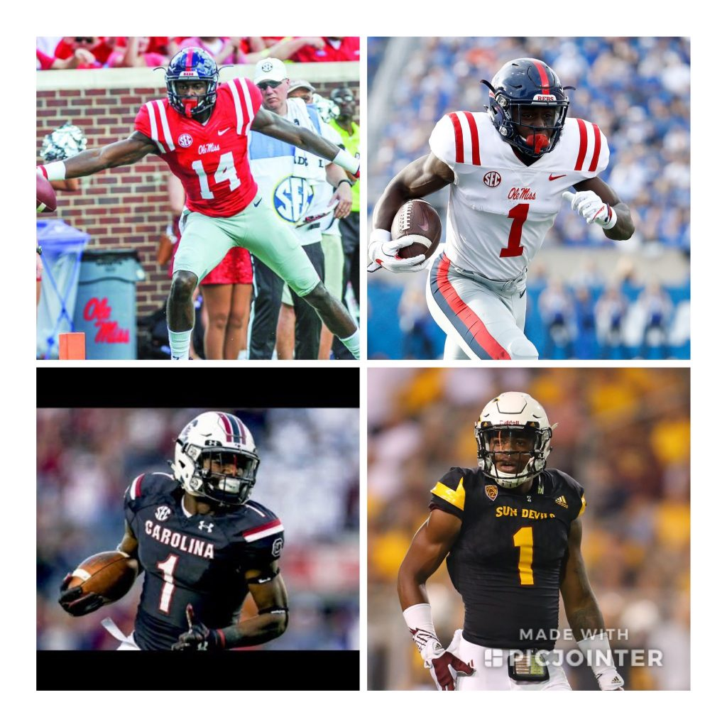 2019 NFL Draft Position Rankings: WR
