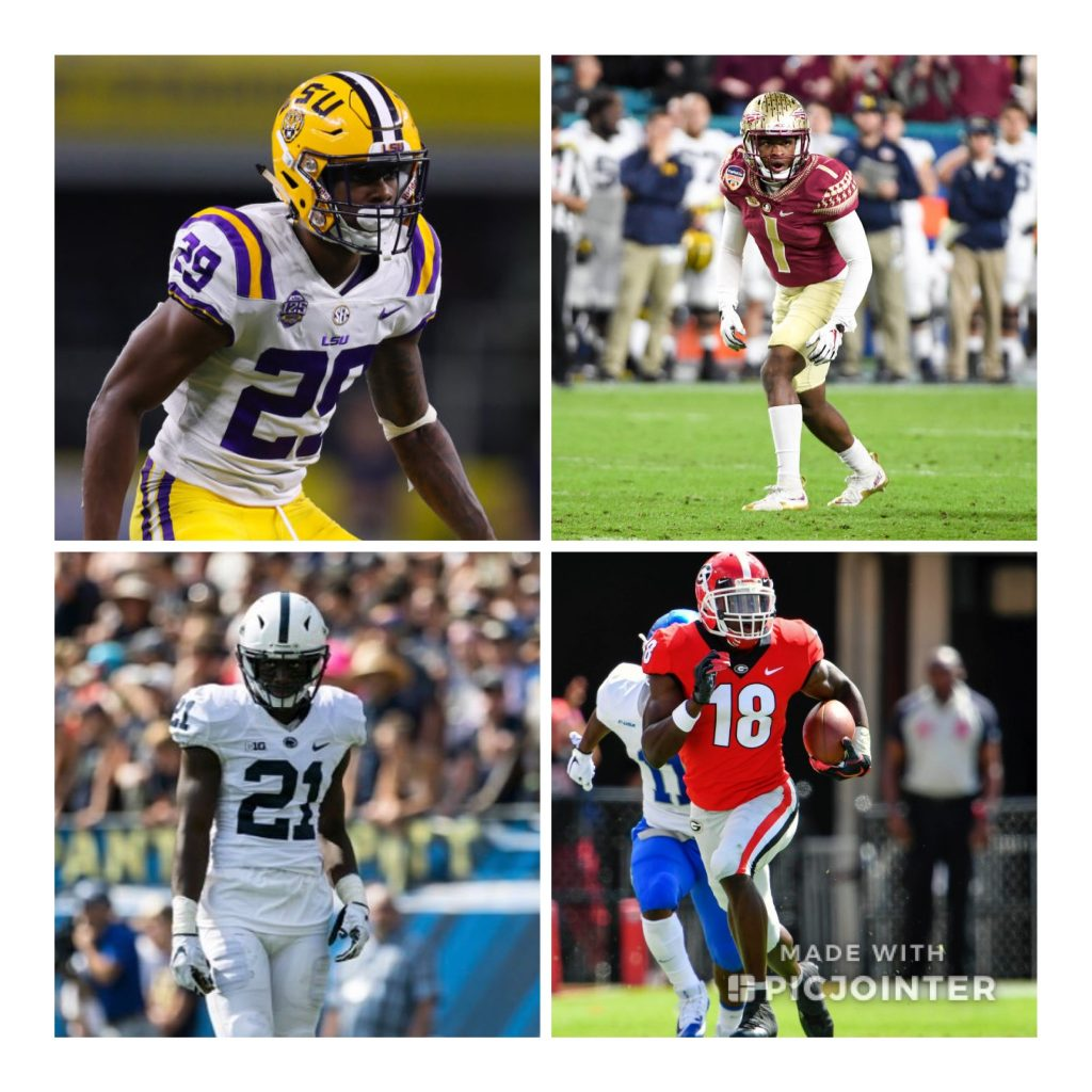 2019 NFL Draft Position Rankings: CB