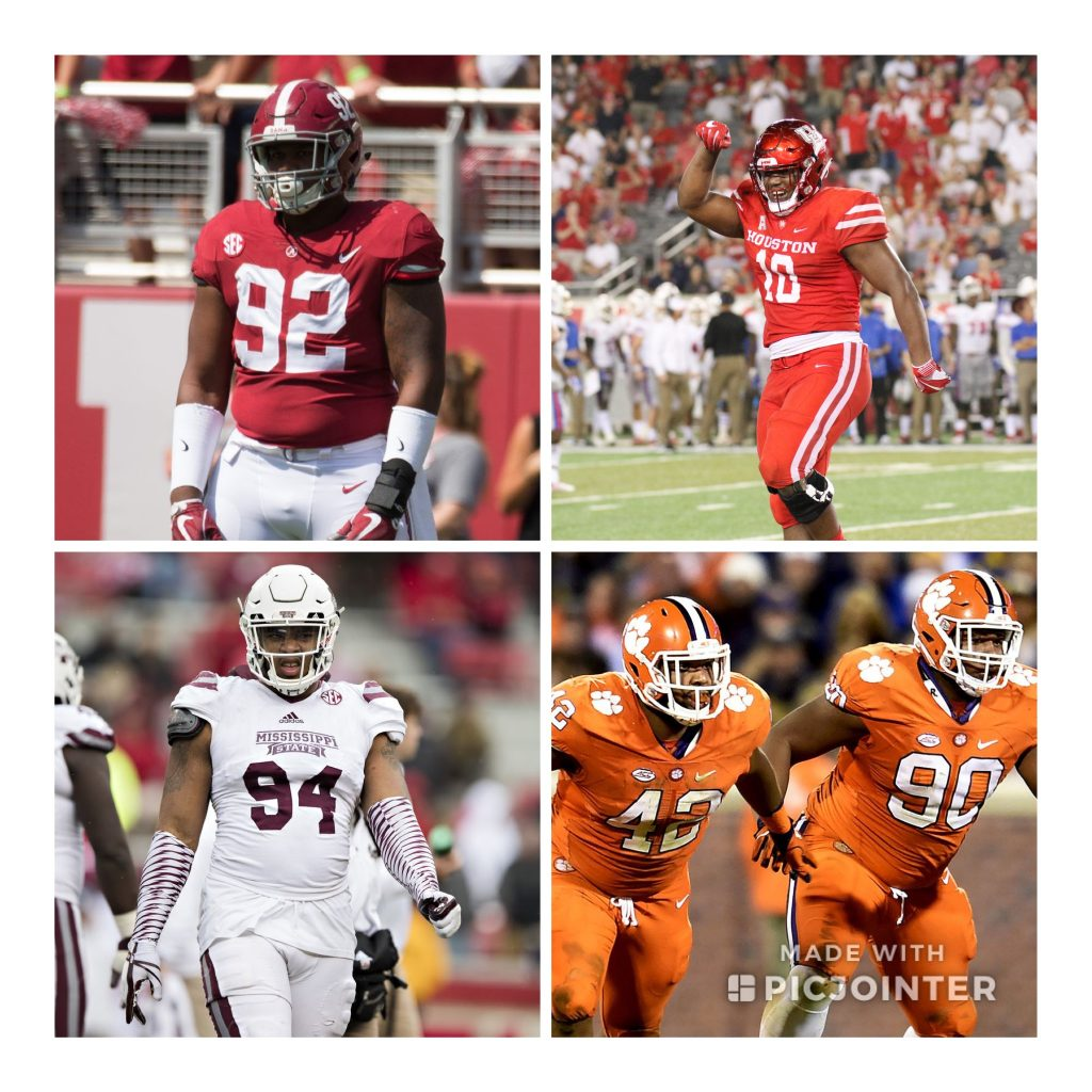 2019 NFL Draft Position Rankings: IDL
